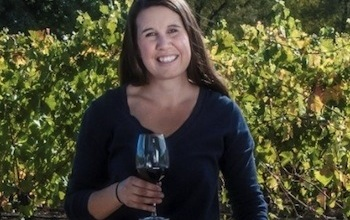 Winemaker Ashley Herzberg