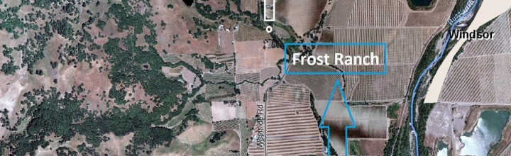 Frost Ranch History